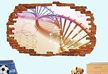 Adesivi Murali Genetica biologica strutturale