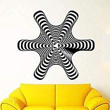 Adesivi Murali Ipnotici Personaggi Ipnotici Arte