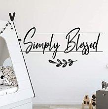 Adesivi Murali Lovely Simply Benedict Adesivo