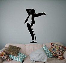 Adesivi murali Michael Jackson Ballerino Adesivo