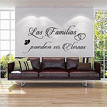 Adesivi murali Moda creativa Adesivo murale 24x12cm