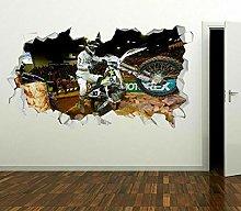 Adesivi murali Motociclo Sport Cool Moto