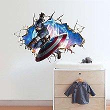 Adesivi Murali Movie Hero 3D Adesivo murale