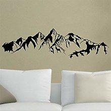 Adesivi murali paesaggi di montagna Protezione