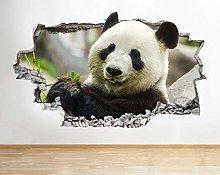 Adesivi Murali Panda Animal Zoo Adesivo murale per