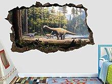 Adesivi Murali Parco foresta Vinile personalizzato