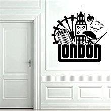Adesivi Murali Per Cabina Telefonica Di Londra Big