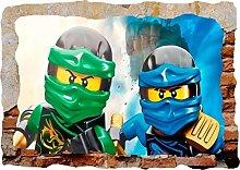 Adesivi Murali Personaggi animati cartoni animati