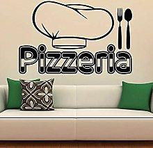 Adesivi Murali Pizzeria Adesivi In Vinile
