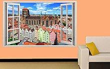 Adesivi murali poster Adesivi ADESIVO MURALE DELLA