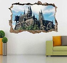 Adesivi murali poster Adesivi Bellissimo paesaggio