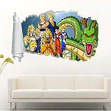 Adesivi murali poster Adesivi Drago Personaggio