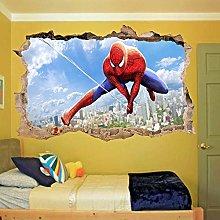 Adesivi murali poster Adesivi eroe Spider Film
