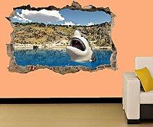 Adesivi murali poster Adesivi fish CLOSE SHORE