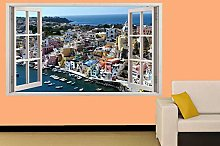 Adesivi murali poster Adesivi ITALY HOLIDAY