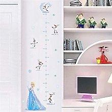 Adesivi Murali Principessa Dei Cartoni Animati