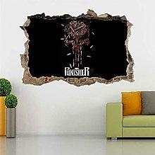 Adesivi Murali serie TV 3d adesivo da parete