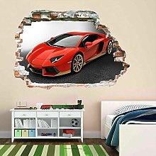 Adesivi murali Supercar Auto sportiva Adesivo