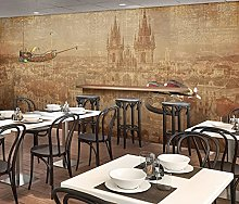 Adesivi parete Adesivo murale con foto della