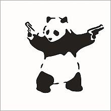 Adesivi Per Auto Panda, Adesivi Per Auto