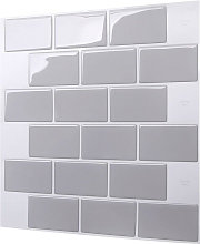 Adesivi per piastrelle in mattoni 3D 1PC Adesivo