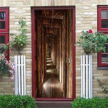 Adesivi Per Porte Adesivo Murale Per Porta Del