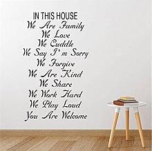Adesivi per scale di design in questa casa Regole