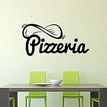 Adesivi Pizzeria Segno Pizza Ristorante Adesivo da
