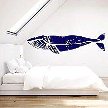 Adesivo balena decorazione della casa animale