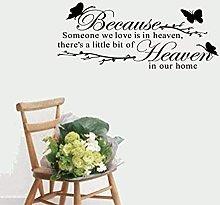Adesivo da muro Tarai floreale Tarai Ideale