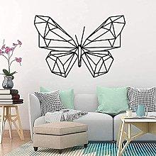 Adesivo da parete adesivo creativo carino farfalla