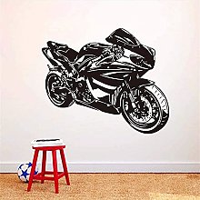 Adesivo da parete Adesivo da parete per moto