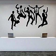 Adesivo da parete Adesivo da ufficio in vinile
