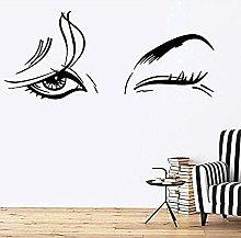 Adesivo da parete Applicazione di bellezza Salone