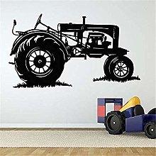 Adesivo da parete Art Decor Truck Adesivo da