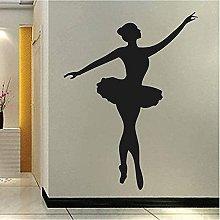 Adesivo da parete Ballerina Carta da parati