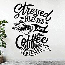 Adesivo da parete Caffè Adesivo da parete