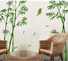 Adesivo Da Parete Con Motivo Di Bambù Creativo