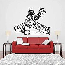 Adesivo da parete in vinile adesivo murale camera