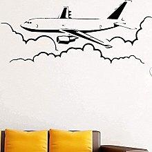 Adesivo da parete Moda Creativo Adesivo Aereo