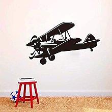 Adesivo Da Parete, Murale, Adesivi Per Aeroplani