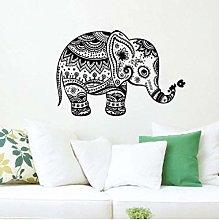 Adesivo Da Parete Vendita Ganesha Elefante Vinile
