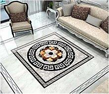 Adesivo Da Pavimento In Pvc Decorativo 3D Immagine