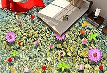 Adesivo Da Pavimento Per Il Bagno Personalizzato