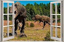 Adesivo dinosauro Adesivo per camera da letto per