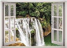 Adesivo Effetto 3D Stickers - Adesivi Murali,Bella