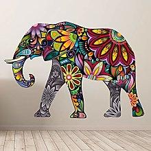 Adesivo Elefante| Stickers Elefante Indiano
