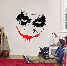 Adesivo Joker Fumetti Supereroe Adesivi murali