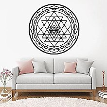 Adesivo Mandala Adesivo Vinile Home Decor Interior