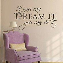 adesivo murale 3d adesivo muro Inspirational If